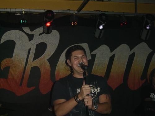 Zdeněk Krejčí- frontman kapely Řemen
