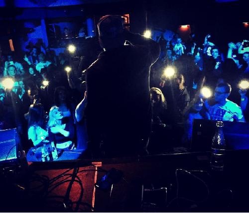 Kali - koncert v Plzni (Buena Vista Club) 4. 6. 2016