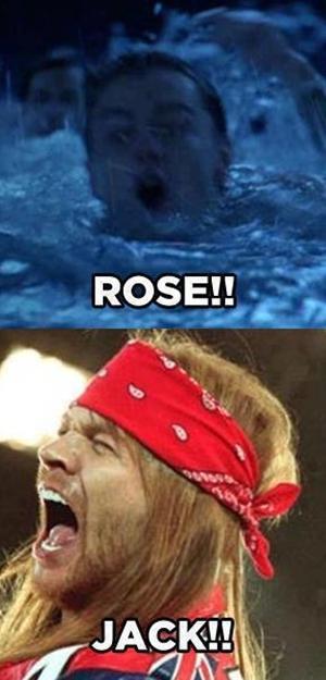 Rose! Jack! :DD