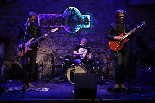 Holborn Stereo živě v klubu Poldofka, Kladno (duben 2019)