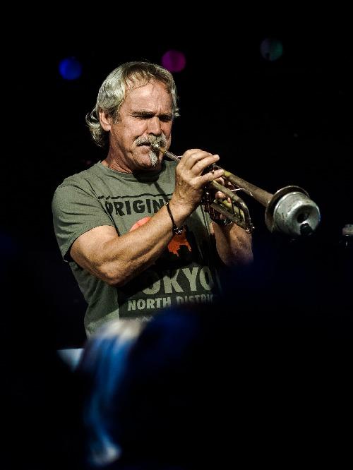 Trumpetista kapely Tokyo - František Slavík