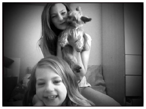 My tři ty nerozlučitelny!!! ♥♥♥